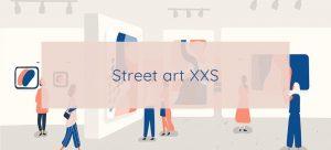 Actu de l'art - Street art XXS - Edith Pauly _ Éditions Alternatives