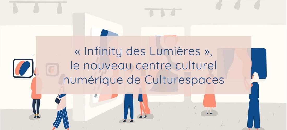 Culturespaces - Actualite de l'art
