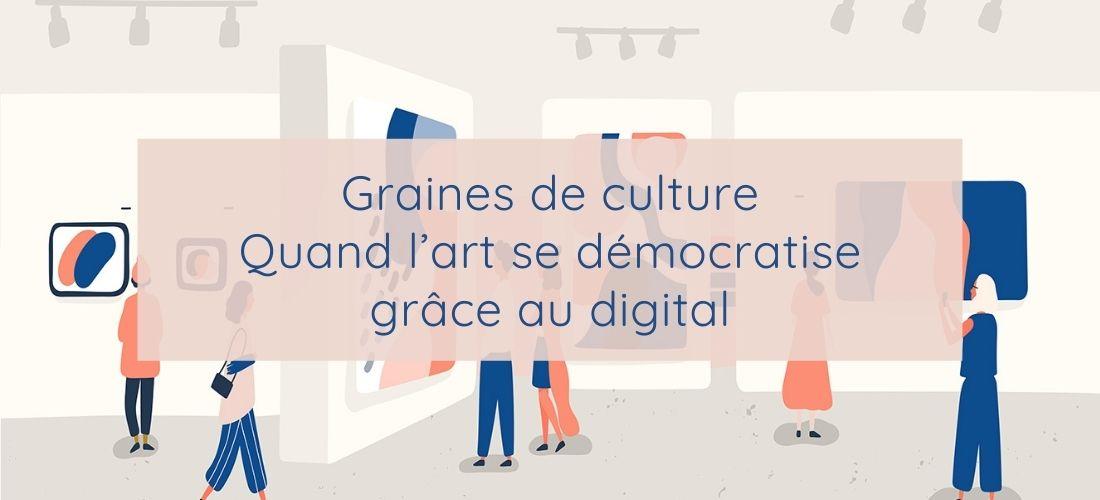 Graines de culture Mooc Orange - Actualité de l'art